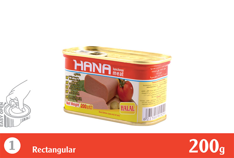 Chicken & Beef Luncheon Meat 200 g