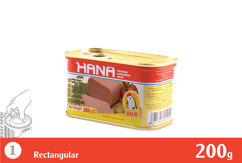 Chicken Luncheon Meat 200 g