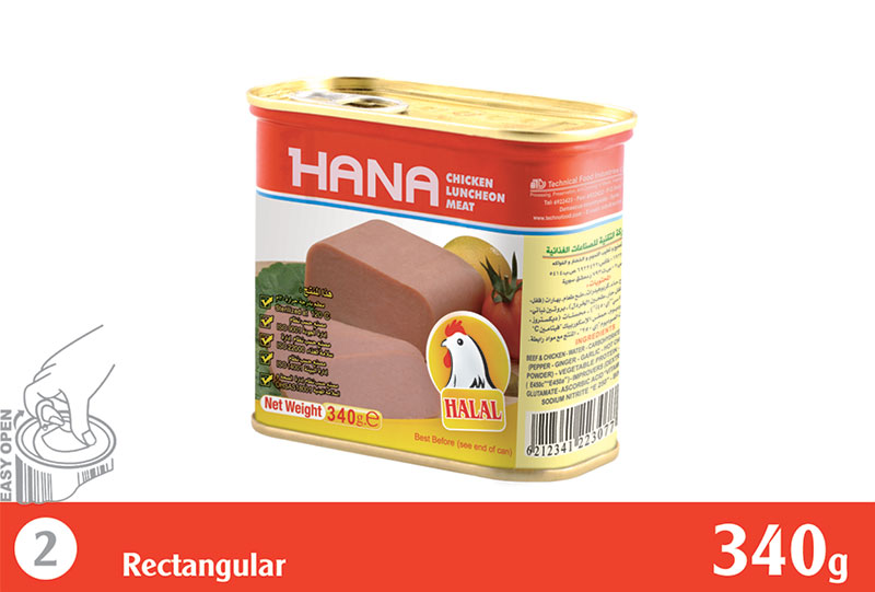 Chicken Luncheon Meat 340 g