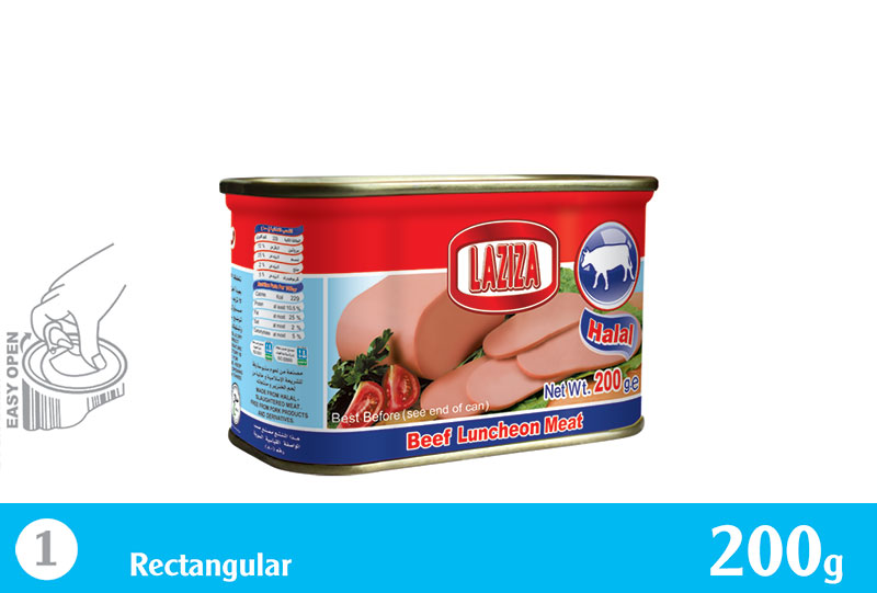 Beef Luncheon Meat 200 g