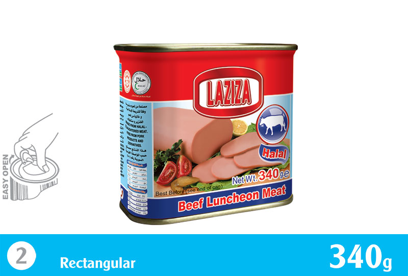 Beef Luncheon Meat 340 g