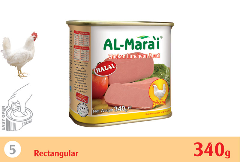 Chicken Meat 340g